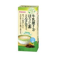 WAKODO 牛乳屋さんのほうじ茶ミルクティー 1箱(5本入)