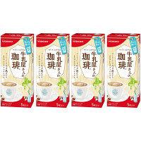 【スティックコーヒー】アサヒグループ食品 WAKODO 牛乳屋さんの珈琲 1セット(5本入×4箱)