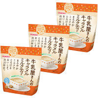 WAKODO 牛乳屋さんのキャラメルミルクティー 1セット(240g×3袋)