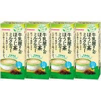 WAKODO 牛乳屋さんのほうじ茶ミルクティー 1セット(20本:5本入×4箱)