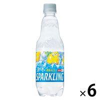天然水スパークリングレモン 6本