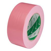 【ガムテープ】カラー布粘着テープ No.102N11 0.3mm厚 50mm×25m ピンク ニチバン 1巻