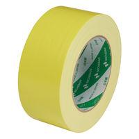 ニチバン カラー布粘着テープ No.102N2 0.30mm厚 黄 幅50mm×長さ25m巻 1巻
