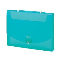 セキセイ プレイングケース A4 緑 AP-952-30 (直送品)