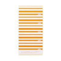 セキセイ 個別フォルダー用ラベル CL-1 橙 CL-1-00 1パック(50片入) (直送品)