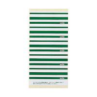 セキセイ 個別フォルダー用ラベル CL-5 緑 CL-5-00 1パック(50片入) (直送品)