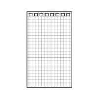 リヒトラブ ツイストリング・ノート メモリーフ N1660S 1パック(40枚入) (直送品)