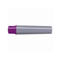 ゼブラ 油性マーカーカートリッジセット 紫 RYYT5-PU 1パック(カートリッジ1本+太字替芯1本) (直送品)