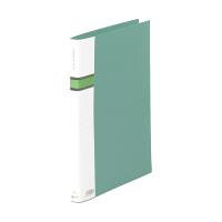 キングジム ロングZファイルPP 572 A4S緑 572ミト (直送品)