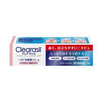 【第2類医薬品】クレアラシル ニキビ治療薬クリーム 肌色タイプ 18g レキットベンキーザー・ジャパン