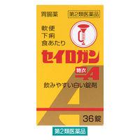 【第2類医薬品】セイロガン糖衣A 1箱(36錠入) 大幸薬品