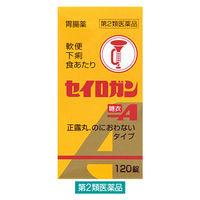 【第2類医薬品】セイロガン糖衣A 1箱(120錠入) 大幸薬品