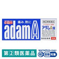【指定第2類医薬品】アダムA錠 48錠 皇漢堂製薬★控除★