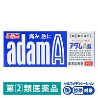 【指定第2類医薬品】アダムA錠 60錠 皇漢堂製薬★控除★