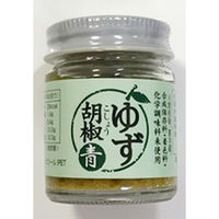 ジャパンフレッシュ九州システム ゆず胡椒(青)40g