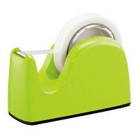 プラス テープカッター ライトグリーン TC-301 (直送品)