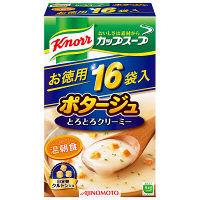 味の素 クノール カップスープ ポタージュ 16P 4901001228515