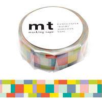 mtマスキングテープ モザイク・ブライト