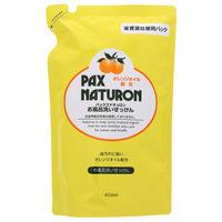 パックスナチュロン お風呂洗いせっけん 詰替450ml