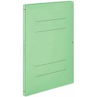 コクヨ フラットファイル ガバットファイル(活用タイプ・紙製) A4タテ グリーン フ-V90 1パック(30冊入)