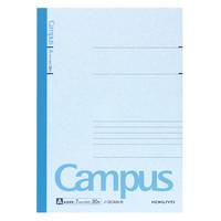 キャンパスノート セミB5 A罫 青