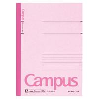 キャンパスノート セミB5 A罫 ピンク