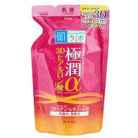 【アウトレット】肌研(ハダラボ)極潤α 乳液 詰替140ml ロート製薬