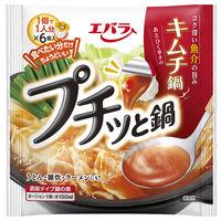 エバラ プチッと鍋 キムチ鍋 138g(23g×6個) 1袋