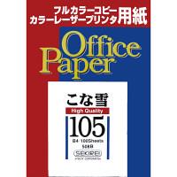 セキレイ ジツタ ケント紙 こな雪105(中厚) B4 508B 100枚入