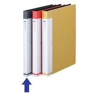 リヒトラブ 名刺ファイル 名刺帳交換式 360名 藍 G8812-11 1箱(10冊入)