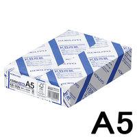 コクヨ KB用紙共用紙  64g500枚A5 KB-30N 1箱(500枚入×10冊)