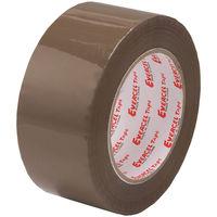 エバーセル OPPテープ No.835 0.06mm厚 ブラウン 幅50mm×100m巻 P40EB03 1パック(5巻入) 積水化学工業