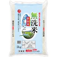 【無洗米】新潟県産こしいぶき 2kg