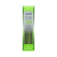 三菱鉛筆(uni) シャープペン替芯 ユニ 0.5mm 3B U05202ND3B (直送品)