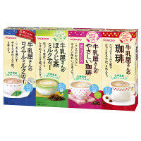 【スティックコーヒー】アサヒグループ食品 WAKODO 牛乳屋さんのバラエティーボックス 1箱(120本入)