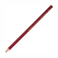 トンボ鉛筆 色鉛筆 単色 赤 1500-25 1箱(12本入) (直送品)