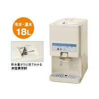 NAKATOMI ウォータークーラー(冷温水兼用)18L NWF-W18B2