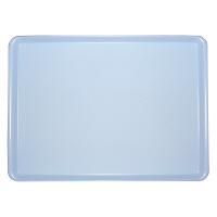 蝶プラ工業 プラスチックトレー ブルー #4029 1枚