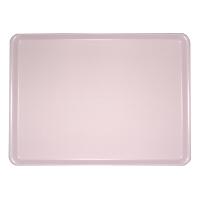 蝶プラ工業 プラスチックトレー ラベンダー #4029 1セット(5枚:1枚×5)