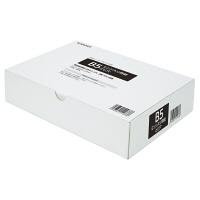 小林クリエイト 領収証用紙 B5ミシン入 2面/2穴 白色 1箱(500枚入)