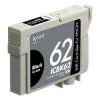 プレジール 互換インク PLE-E62B ブラック(エプソン ICBK62互換)