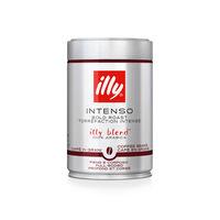 【コーヒー豆】イリー(illy) エスプレッソ ダークロースト 1缶(250g)