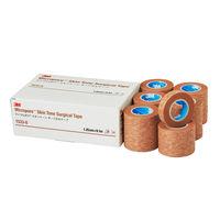 スリーエム ジャパン 3MマイクロポアTMスキントーンサージカルテープ 12.5mm×9.1m 1533-0 1箱(24巻入)