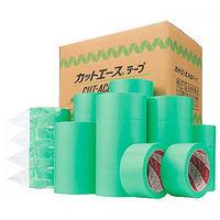光洋化学 床養生テープ カットエースFG グリーン 幅50mm×25m巻 1箱(30巻入)