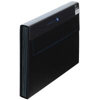 プラス PPドキュメントファイル A4 13ポケット FL-122DE 92126 1箱(10冊入)