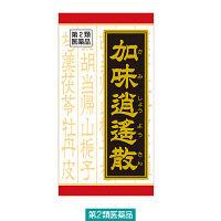 【第2類医薬品】加味逍遙散料エキス錠クラシエ 180錠 クラシエ薬品