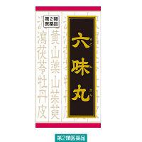 【第2類医薬品】六味丸料エキス錠クラシエ 180錠 クラシエ薬品