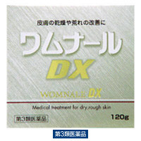 【第3類医薬品】ワムナールDX 120g ゼリア新薬工業