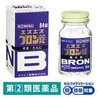 【指定第2類医薬品】エスエスブロン錠 84錠 エスエス製薬