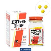 【第3類医薬品】エスファイトゴールド 90錠 エスエス製薬